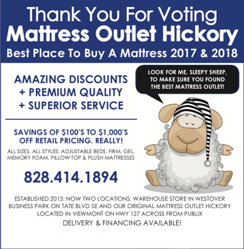Mattress Outlet Hickory Enjoying Sleep