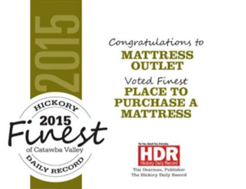 Mattress Outlet Hickory Best of Catawba County 2015