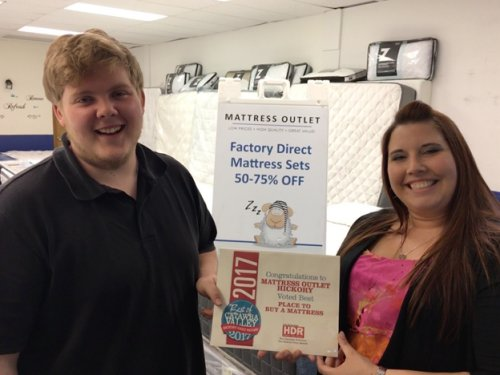 Mattress Outlet Hickory Tate Blvd Staff