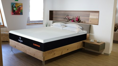 Saphire Sleep Mattresses Copper Style; Mattress Outlet Hickory, NC