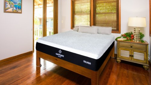 Saphire Sleep Mattresses Silver Brand; Mattress Outlet Hickory, NC